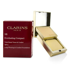 Clarins Everlasting Compact Foundation SPF 9 - # 105 Nude 10g Womens Make up