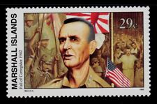 MARSHALL ISLANDS.  SCOTT# 307   MNH  WORLD WAR II TOPICAL, FALL OF CORREGIDOR