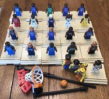 Lego NBA Minifig Lot Plus Extras 25 Figures Kobi