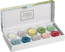 Yankee Candle Coastal Living Artist Palette Tea Light Gift Set