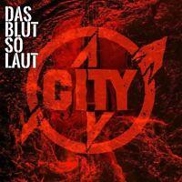 CITY - DAS BLUT SO LAUT   CD NEU