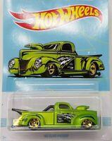 Hot Wheels Premium Diecast Cars 40 Ford Pickup Super American Vehicles