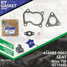 Gasket Joint Turbo SEAT Ibiza TDI 454083-2 454083-0002 454083-5002S GT1544S-004