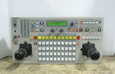 Panasonic AW-RP605A/AW-RP615A Multi-Function Camera Controller Panel PWR Tested