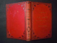 MEDECINE VETERINAIRE RAGE NICE 1886 LOUIS PASTEUR EO PORTANIER MANUSCRIT MEDICAL