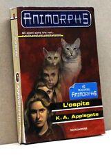 L'OSPITE - K. A. Applegate [Libro - Animorphis n.2]