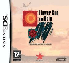 Flower, Sun, and Rain (DS 2008) Region Free Excellent Condition Rare 3DS/DSi NJ1