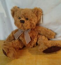 Russ Bears From The Past Plush Bear #2843 11""