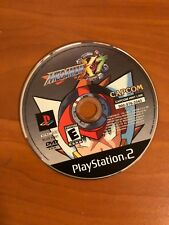 Mega Man X7 (Sony PlayStation 2, 2003) Disc Only