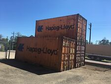 20FT ASIS Shipping Containers - Ex Sydney