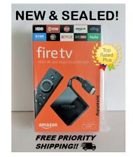 2019 Amazon Fire TV Pendant 4K HD Stick with Alexa Remote 3rd Gen BRAND NEW