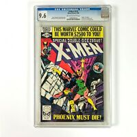 X-Men #137 (Marvel 1980) CGC Certified 9.6 OFF-White to White Pages