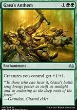 Gaea's Anthem NM X4 Modern Masters 2017 Green Uncommon MTG