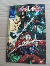 Warlands 1 . Image 1999 . VF - minus