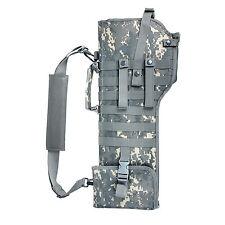 Tactical Rifle Scabbard AR15 Rifle Holster Military Shoulder Gun Bag ACU Digi.