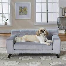 Enchanted Home Pet Mason Grey Pet Sofa