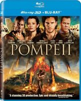Pompeii [New Blu-ray 3D] UV/HD Digital Copy, Widescreen, Ac-3/Dolby Di