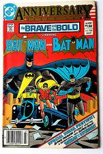 Brave and the Bold #200 (1983 DC) VG/FN 1st katana