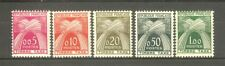 """FRANCE STAMP TIMBRE TAXE N° 90 / 94 """" SERIE GERBES 1960 """" NEUFS xx TTB A152C"""