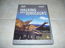 Walking With Dinosaurs * BBC 2 DISC DVD BOX 2000  *
