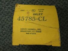 Hubbell Plug 45785-CL 30A 600VAC
