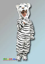 Costume bambini bianco tigre carnevale