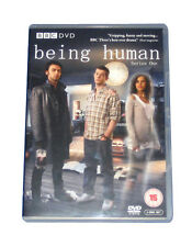 BEING HUMAN - THE COMPLETE FIRST SERIES DVD - NEW - SEALED 3DVD