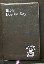 BIBLE DAY BY DAY, KERSTEN SVD,MINUTE MEDITATIONS FOR EVERY DAY,SELECTED TEXTS