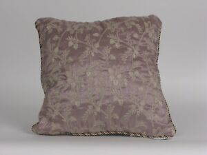 Waterford COURTLAND Kiana Kieran Embroidered deco pillow
