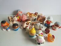Figures Figurines Little Tikes and Others  Lot Animals People