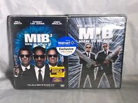 Men In Black 1 And 3 Dvd Combo Pack New Sealed Tommy Lee Jones Will Smith