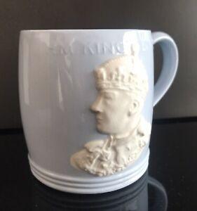 King Edward VIII Coronation (1937) Commemorative Mug