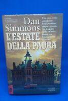 Interno giallo iperFICTION - DAN SIMMONS - L'ESTATE DELLA PAURA