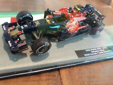 Sebastian Vettel 1.Sieg, Torro Rosso STR3 F1, 2008 Winner Monza, Modellauto 1:43