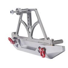 Cn _ Métal Pare-Choc Arrière Roue Support Rack pour 1/10 RC car Rock Crawler