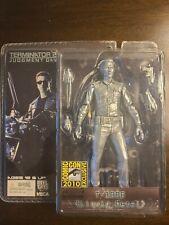 New listing Neca Reel Toys Sdcc 2010 Exclusive T-1000 (Liquid Metal) Terminator 2
