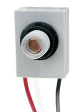 Intermatic K4021 Fixed Position Photocell 1800W/120V