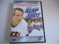 DVD - SLAP SHOT ( la castagne ) / PAUL NEWMAN - ZONE 2