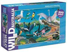 Blue Opal 1877Jigsaw Puzzles Wild Australia Wetlands Puzzle 300pc Aussie Animals