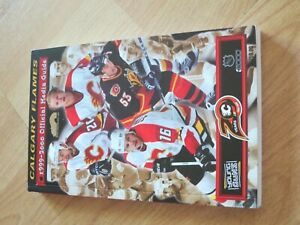 National Hockey League NHL Calgary Flames 1999-2000 Official Media Guide