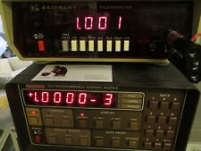 Keithley 224 Programmable Constant Current Source Tested Cable 5na To 101ma