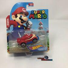 Mario * Super Mario * Hot Wheels Character Cars * NA16
