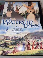 Watership Down (DVD, 2002) Snapcase Rare