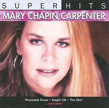 "MARY CHAPIN CARPENTER, CD ""SUPER HITS"" NEW SEALED"