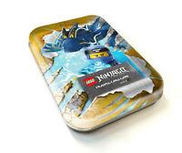 Blue Ocean Lego® Ninjago Serie 4 Tin Box Gold / Figur+ Karte Nr.12+Sammelkarten
