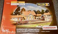 Gare Jeu Sonnenbühl faller 190207 H0 1:87 Kit Jamais-Assemblé Neuf et Emballé Å
