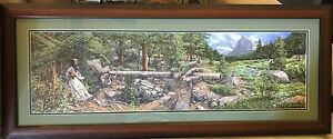 Bev DOOLITTLE Music in the Wind SOLD OUT!!! L/E Print