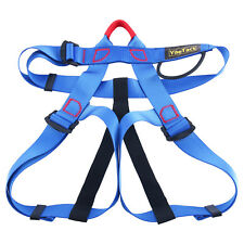 Climbing Harness Safe Seat Belt for Fire Rescue High Altitude Rock Fast AU Ship