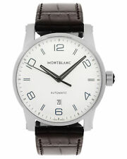 MONTBLANC TIMEWALKER THREE HANDS & DATE AUTOMATIC MEN'S SWISS WATCH $3,500