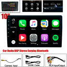 """10"""" Car Radio DSP Stereo BT AUX For IOS/Android Phone Projection MP5 Player"""